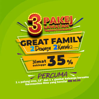 "PAKEJ ""GREAT FAMILY"""